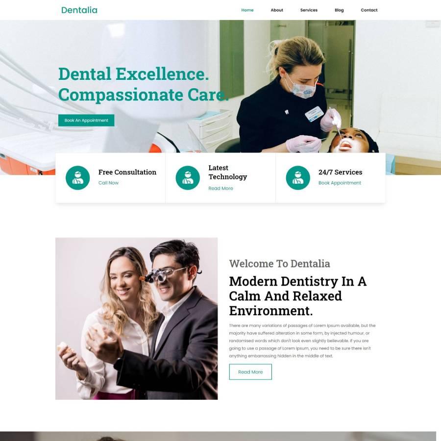 dentalia-screenshot